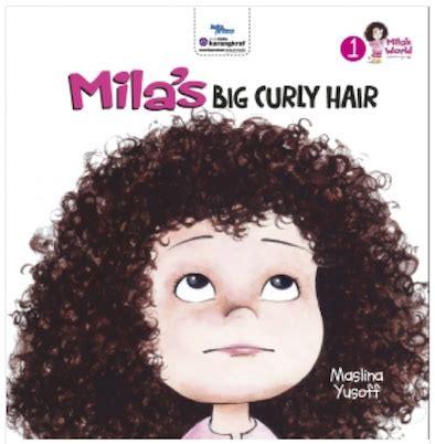 the curly hair club books featured author maslina yusoff oyez books store