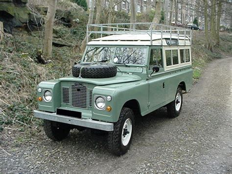 how to identify series land rovers kong