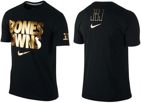 Tshirt Nike Jones nike jon jones bones owns t shirt