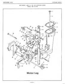 7 5hp outboard motor motor leg diagram parts list for model 52179a mercury parts all products