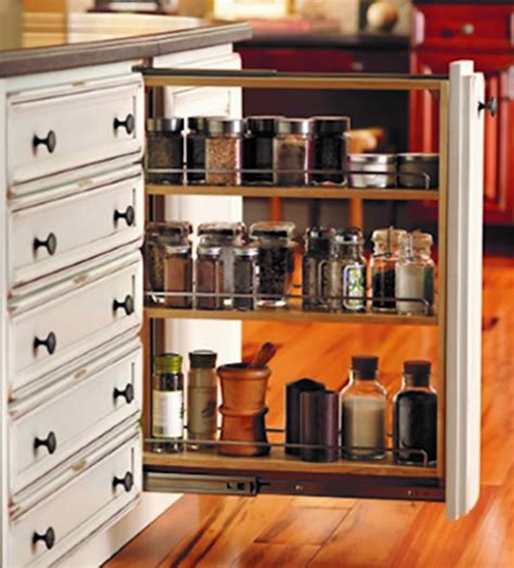 kitchen spice racks for cabinets top kitchen remodeling trends for 2016 best 2016 kitchen