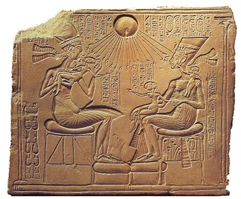 akhenaten and his family the enigma of akhenaten ancient near east just the facts