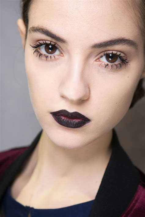 Makeup Christian christian at fashion week fall 2016 livingly