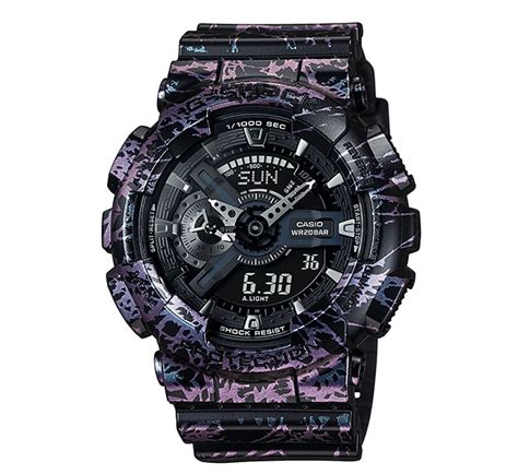 Jam Tangan Casio G Shock Ga 120tr 1a Casio Poptone Casio Protrek casio g shock ga 110pm 1a indowatch co id