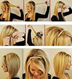 hair style step by step pic easy do it yourself hairstyles for long hair long hairstyles