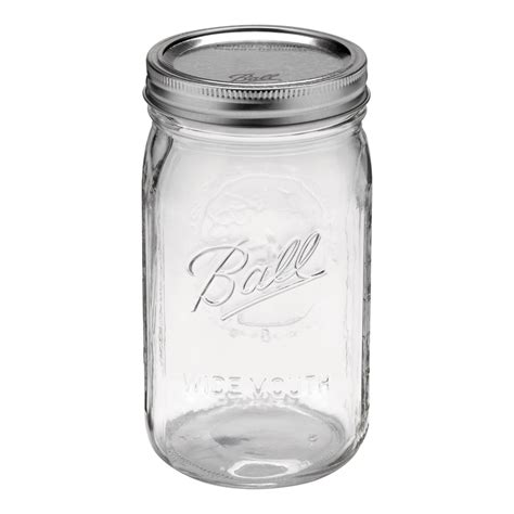 what are jars 12 x wide canning jars quart 32 oz brow