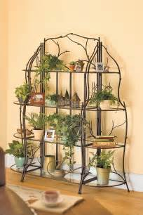 indoor plant shelves houseplant solutions plant stands