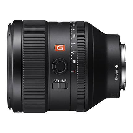 Sony Fe 85mm F 1 4 Gm Lens Hitam sony fe 85mm f 1 4 gm lens lenses sony at