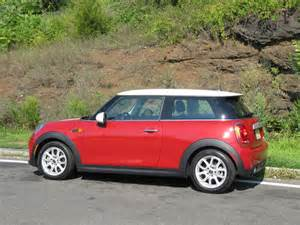 Mpg Mini Cooper 2014 Mini Cooper Gas Mileage Review With 3 Cyl Engine