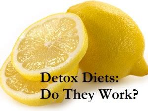 Does The Detox Solution Work by Detox Diets Help Or Harm