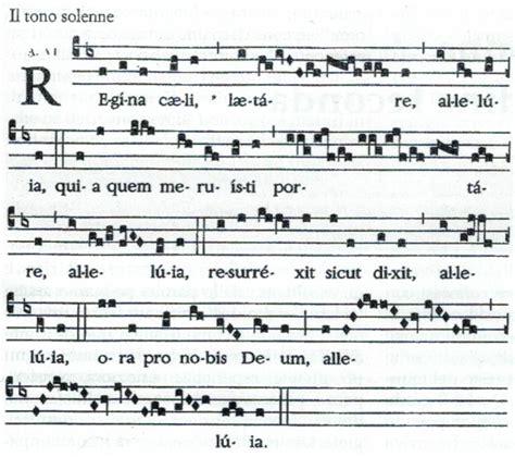 coeli testo portale di mariologia l antifona mariana caeli
