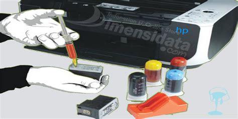 Tinta Printer Inkjet Cara Pintar Menghemat Tinta Printer Dimensidata