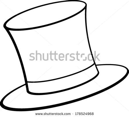 coloring page top hat search results for snowman top hat coloring page