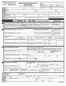 lost car title new york vehicle registration title application new york free