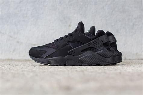 Nike Huarache Black by Nike Air Huarache Quot Black Quot Hypebeast