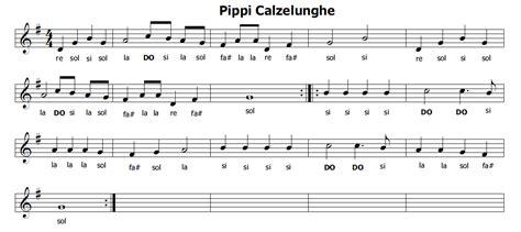 elisa a un passo da te testo musica e spartiti gratis per flauto dolce pippi
