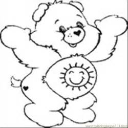 free coloring pages coloring pages care bear 12 cartoons gt care bears free printable