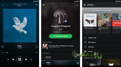 spotify premium full version free spotify music 8 4 38 613 mod apk terbaru kuyhaa free