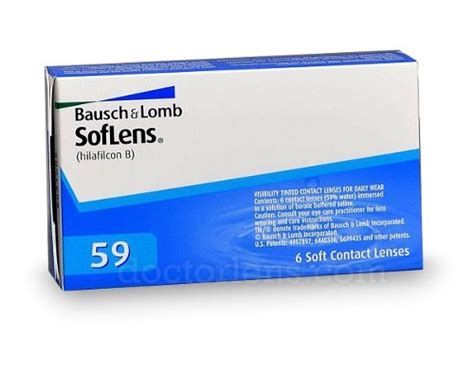 Soflens Bausch Lomb 59 Monthly Contact Lenses soflens 59 bausch lomb contact lenses
