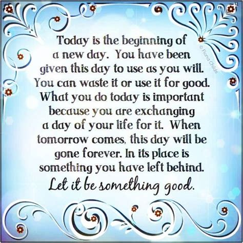 Its A New Day And A New Lookwel 3 by Dr Rex Equality To Start The Day Today Beginning New Day