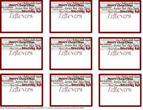 hp printable gift tags hollyshome family life merry christmas around the world