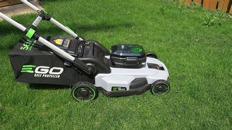 ego mower 21 quot self propelled 56v lawn mower