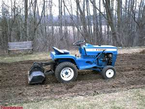 Ford Garden Tractor Tractordata Ford Lgt 100 Tractor Photos Information