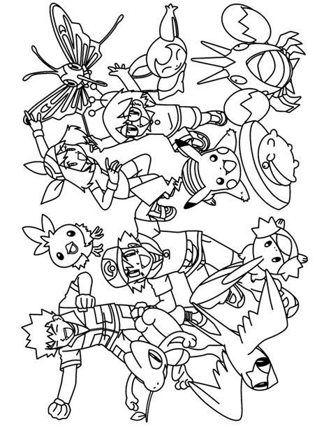 advanced coloring pages pinterest pokemon advanced coloring pages color pokemon groups