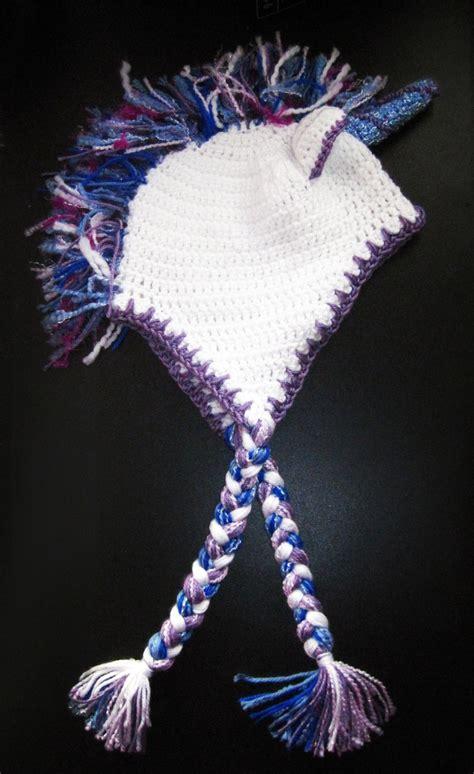 crochet pattern unicorn hat unicorn hat crochet knitting and crocheting pinterest