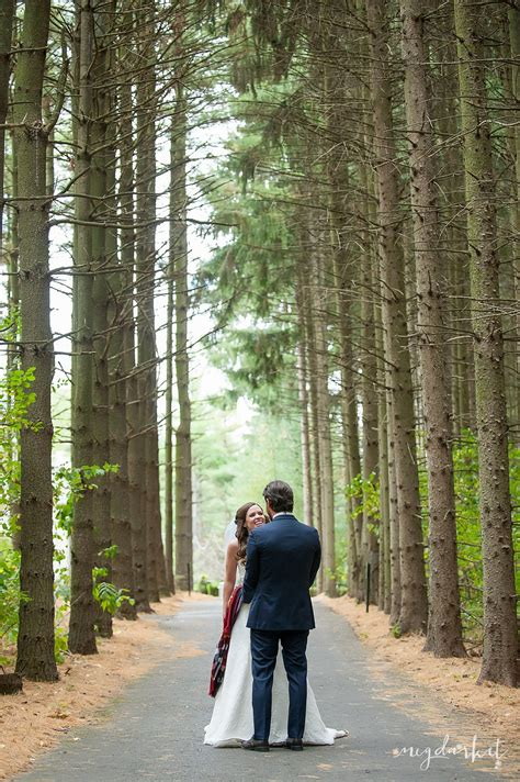 wedding photographers arbor rustic fall wedding in the woods arbor wedding