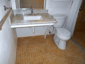 Handicapped Bathroom Fixtures Rancho Bernardo Wheelchair Accessible Sink