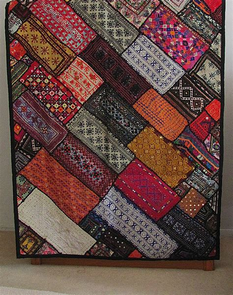 Handmade Fabric Wall Hangings - 104 best handmade textiles images on