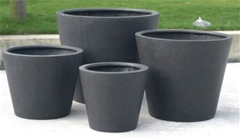 Large Lightweight Planters by Premium Lightweight Terrazzo Crucible Planter 6 Sizes