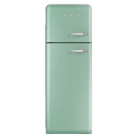 retro style fridge freezers uk buy smeg fab30lfg 50 s retro style fridge freezer