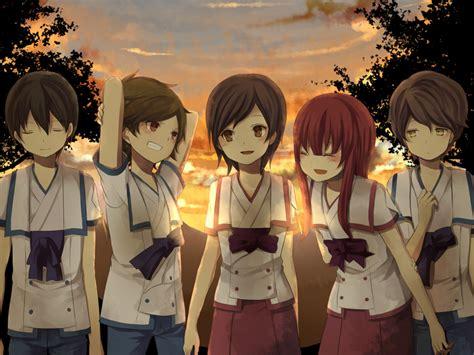 shinsekai yori anime reviews anime review shinsekai yori