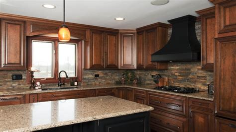 stacked backsplash ideas stacked veneer backsplash