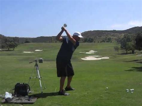 Back Safe Golf Swing Rocco Mediate With Help Of Legendary