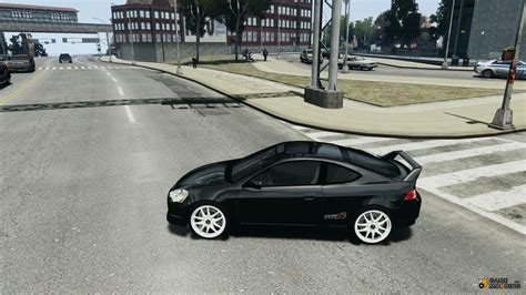 acura rsx types v 1 0 stock for gta 4