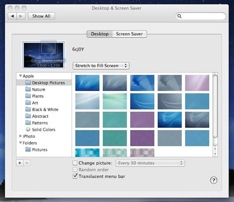 apple wallpaper changer how to change the desktop background picture in mac os x