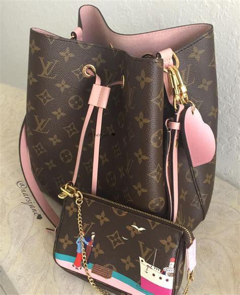 Lv Pink louis vuitton with pastel pink luxurydotcom bag