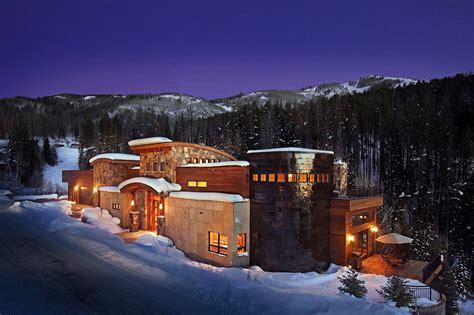vacation homes colorado the edge chalet luxury retreats