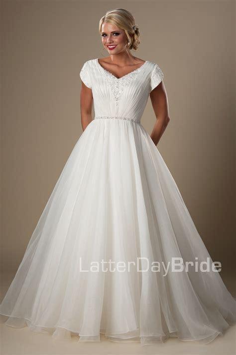 modest wedding dresses covington