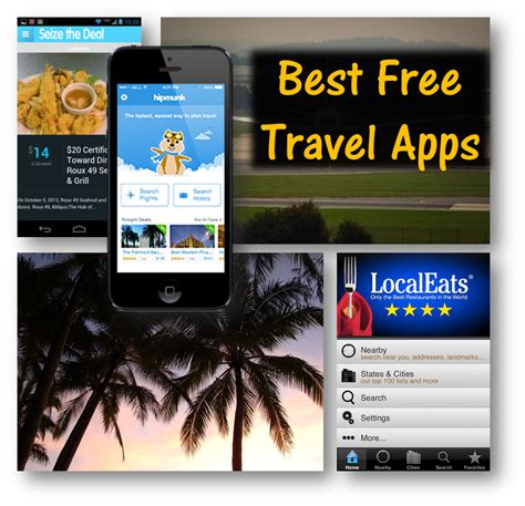 best free app 15 of the best free travel apps rural