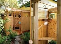 how to build an outdoor bathroom 1000 images about outdoor showers on pinterest bathroom gallery outdoor showers