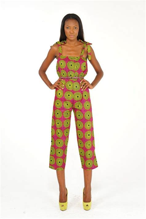 nice kente ankara jumpsuit african print jumpsuit on etsy african prints african