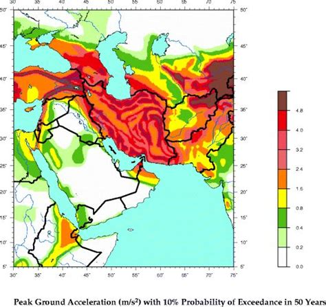 middle east earthquake map 157 best images about the world on earthquake