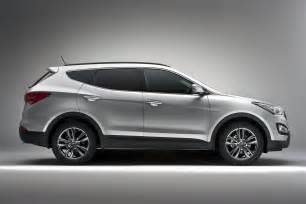 the new 2017 hyundai sante fe suv kearys ireland