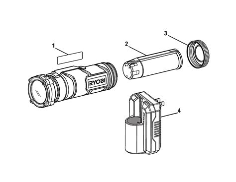 Streamlight Stinger Parts Diagram