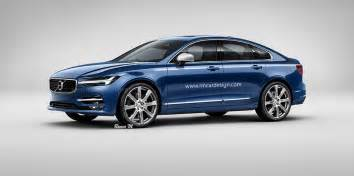 Volvo S60 2018 Volvo S60 Rendered