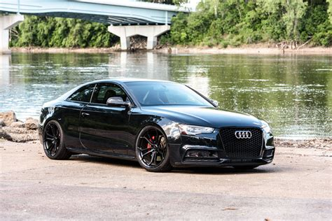 Audi S5 B8 by Avant Garde Wheels Audi B8 S5 Ag M632